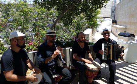 כליזמרים ירושלמים מוסיקה לאירועים עסקיים