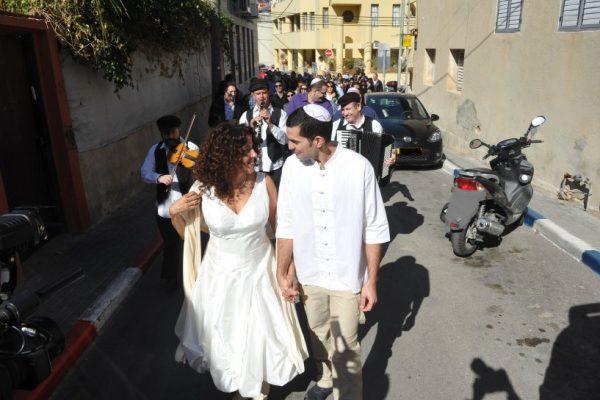 כליזמרים ירושלמים|מוסיקה לאירועים|חתונה