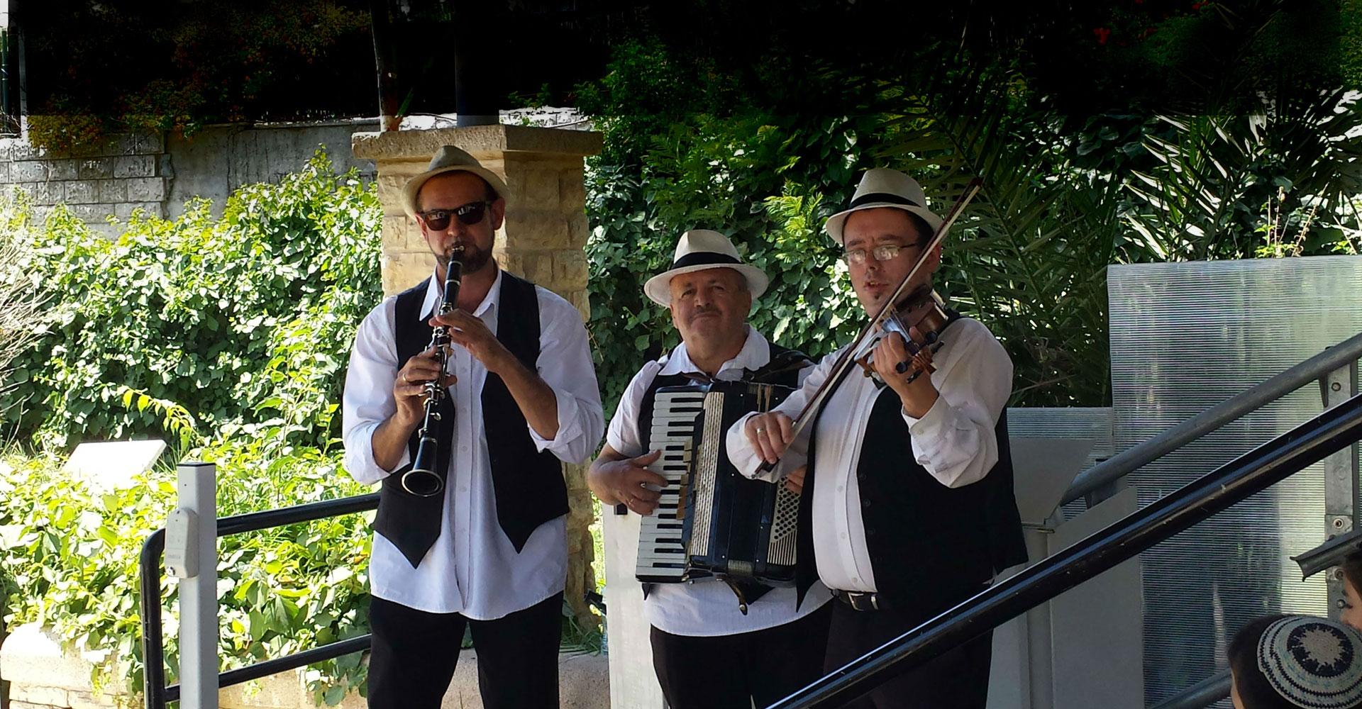 כליזמרים ירושלמים - מוסיקה לאירועים