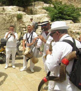 מסיבת חומש - כליזמרים ירושלמים